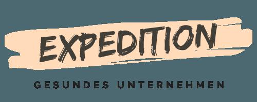 Expedition gesundes Unternehmen